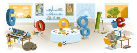 google-new-years-day