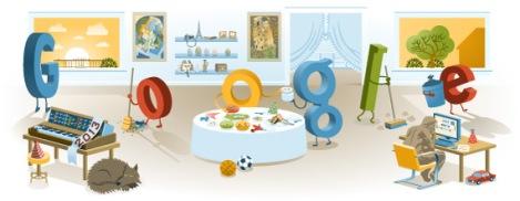 google-new-years-day