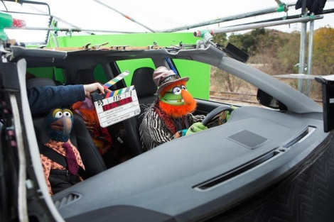 Terry Crews and the Muppets for Toyota