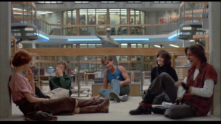 Breakfast Club 30th Anniversary! Drempt.com post: The Breakfast Club is heading back to select theaters for 2 days for its 30th anniversary