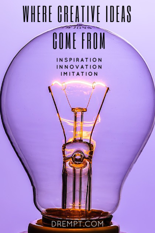 Where Creative Ideas Come From: Drempt Post