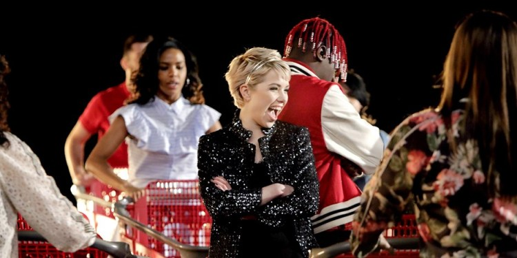 Go Behind the Scenes with Target on their new 2017 Grammys commercial - It Takes Two